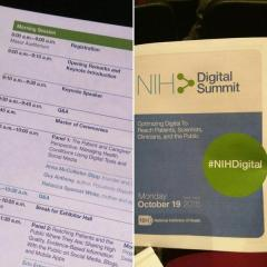 NIH Digital 2015 - 2