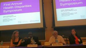 NYU Health disparities 2015